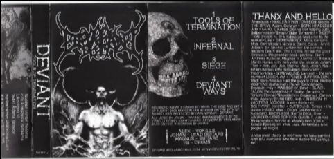 Deviant - Tools of Termination