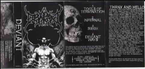 Deviant - Tools of Termination