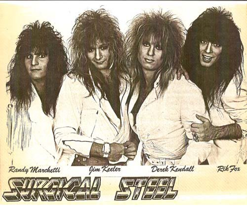 Surgical Steel - Photo