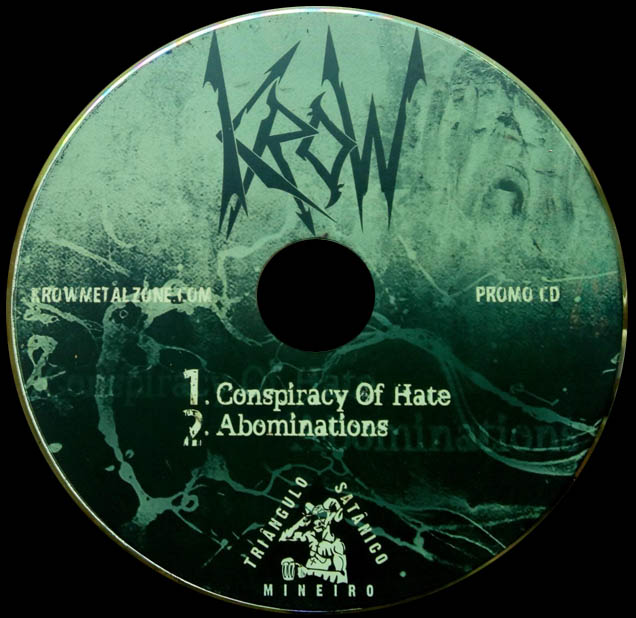 Krow - Promo CD