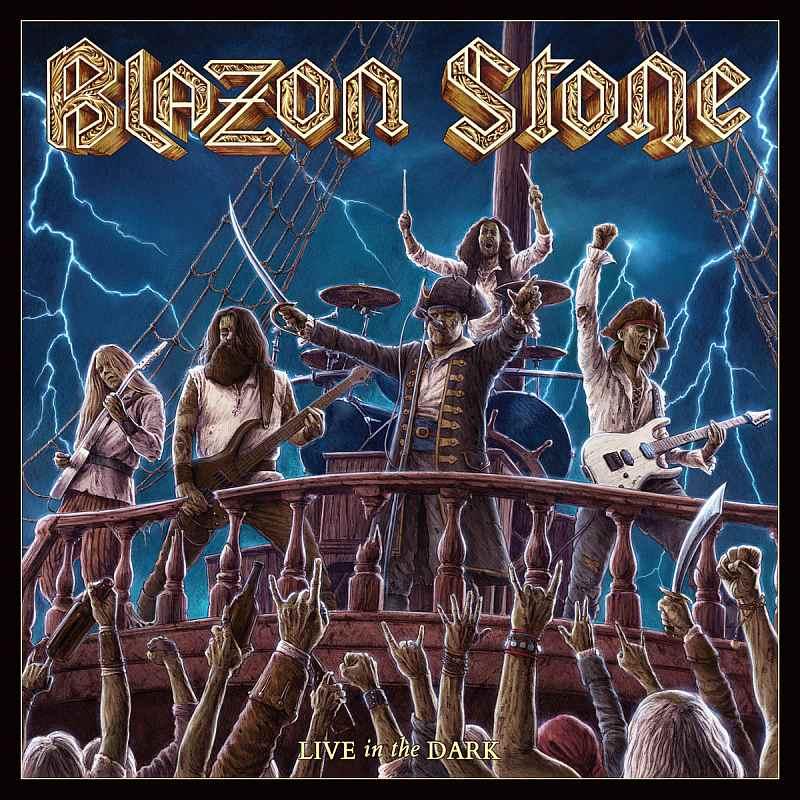 Blazon Stone - Live in the Dark