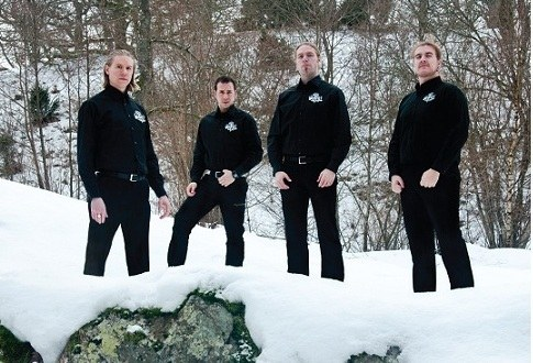 Yggdrasil (Swe) members (Click to see larger picture)