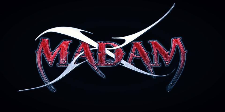 Madam X - Logo