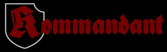 Kommandant - Logo