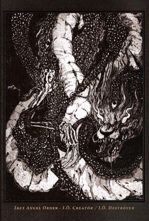 Ibex Angel Order - I.Ô. Creatôr / I.Ô. Destrôyer