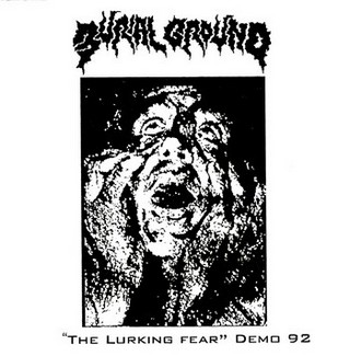 Burial Ground - The Lurking Fear