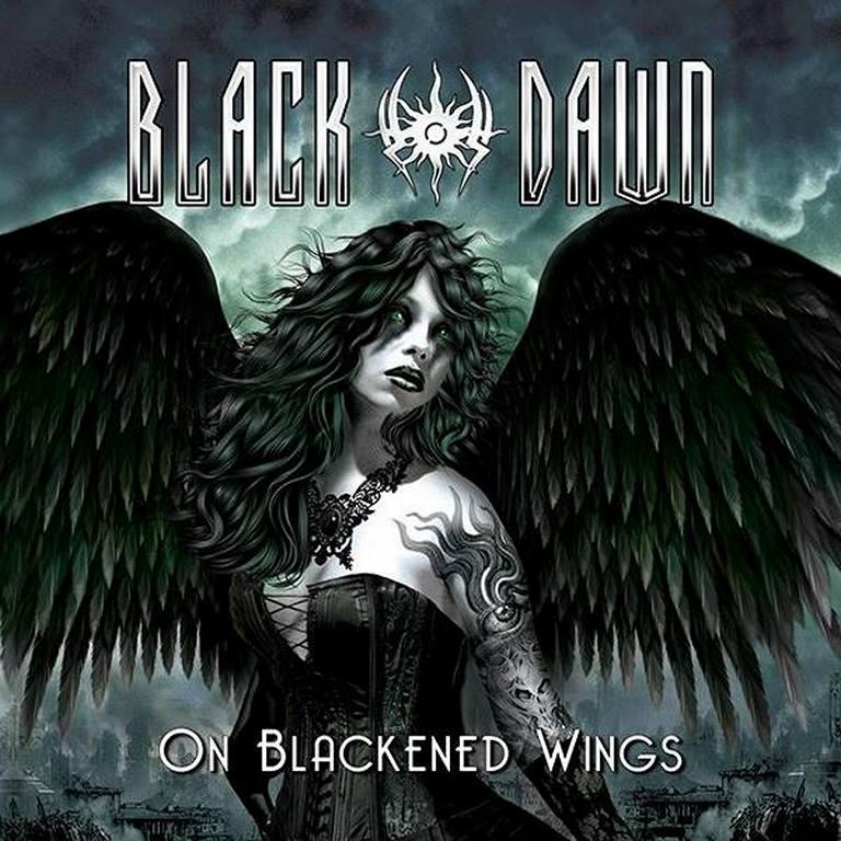 Black Dawn - On Blackened Wings
