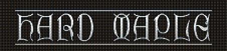Hard Maple - Logo