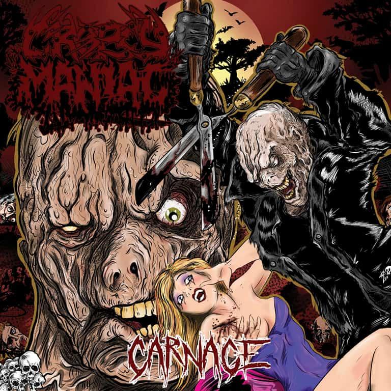 Cropsy Maniac - Carnage