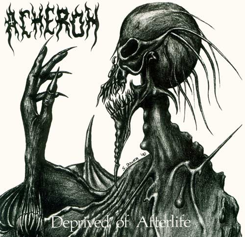 Acheron - Deprived of Afterlife