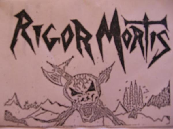 Rigor Mortis - Decomposed