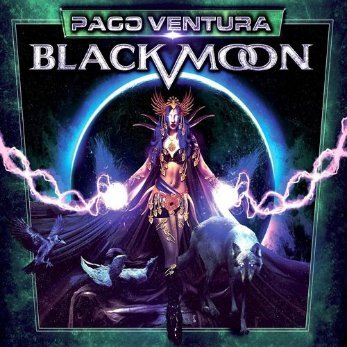 Paco Ventura Black Moon - Paco Ventura Black Moon