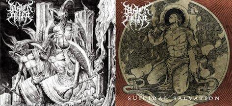 Black Altar - Suicidal Salvation / Emissaries of the Darkened Call