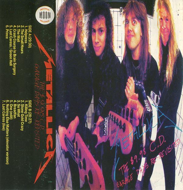 Metallica - The $9.98 C.D. Garage Days Re-Revisited