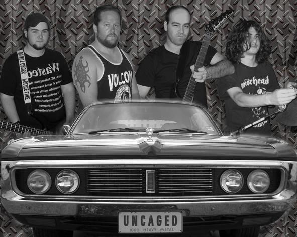 Uncaged - Photo