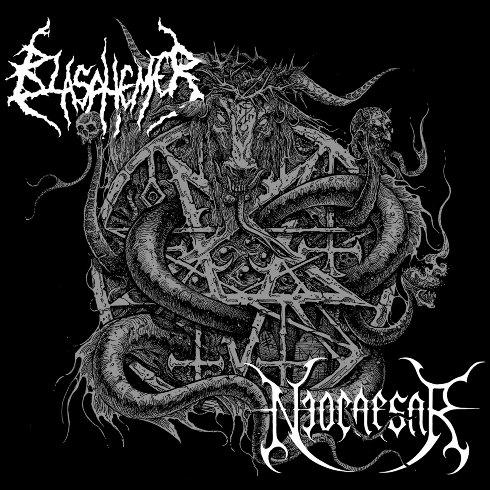 Blasphemer / Neocaesar - Blasphemer / Neocaesar