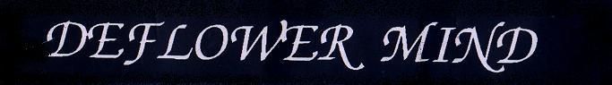 Deflower Mind - Logo