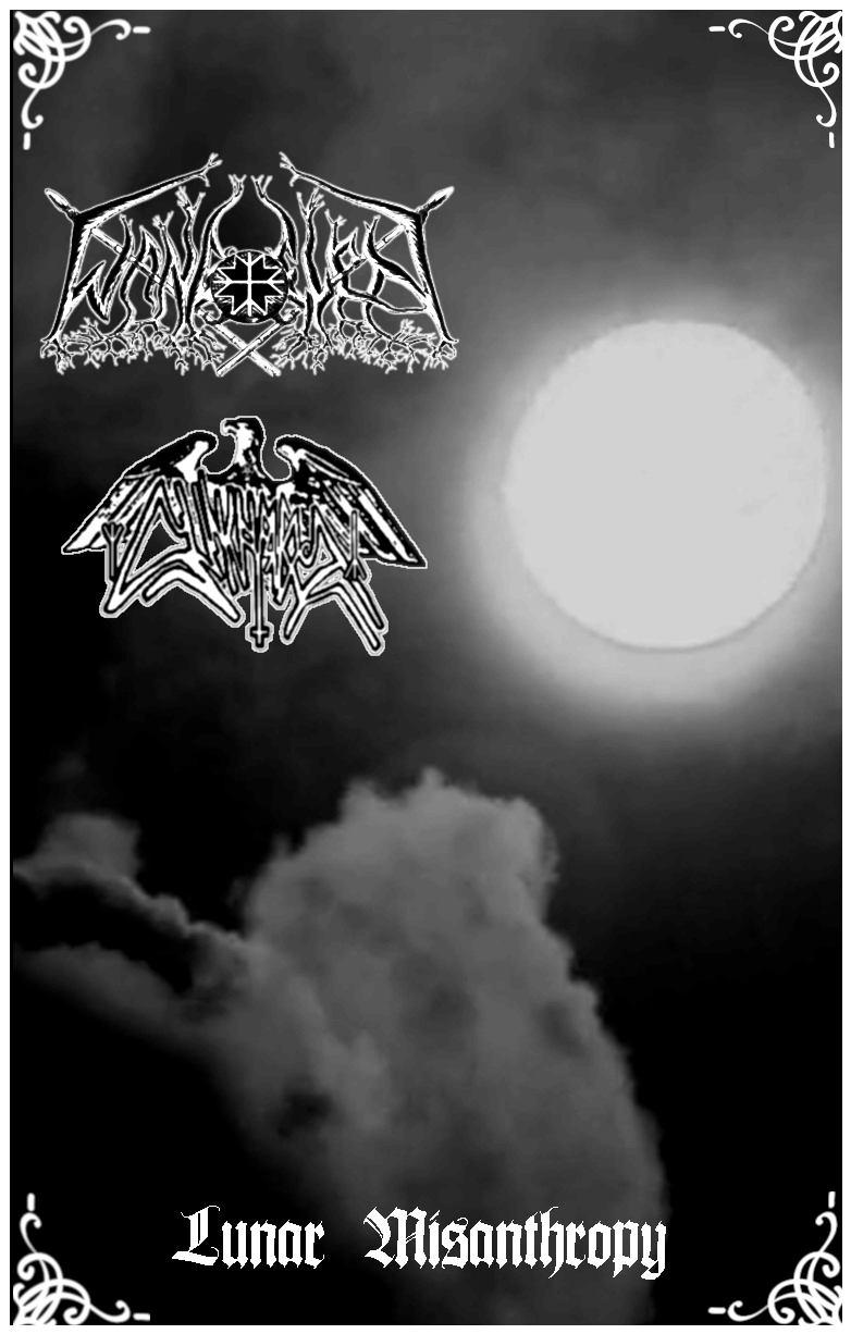 Wangelen / Sunchariot - Lunar Misanthropy