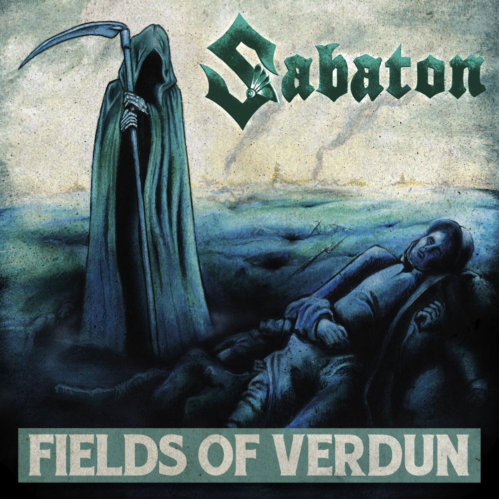Sabaton - Fields of Verdun