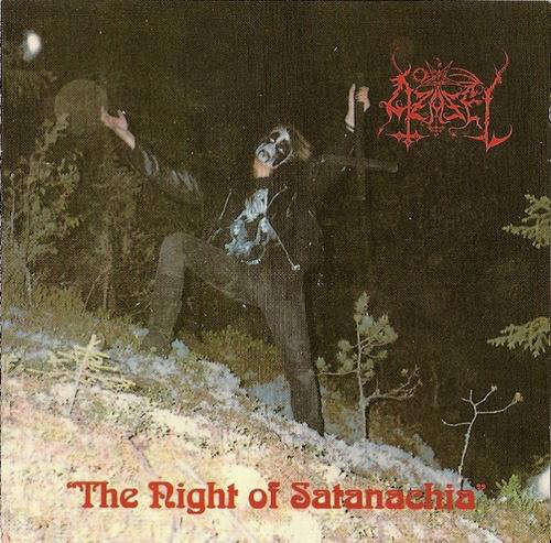 Azazel - The Night of Satanachia