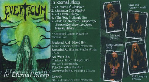 Everticum - In Eternal Sleep