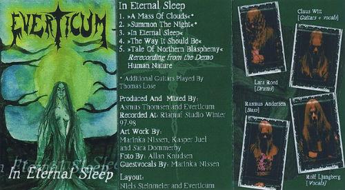 Everticum - In Eternal Sleep