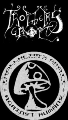 Trollheims Grott - Logo