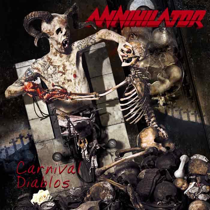 Annihilator 776
