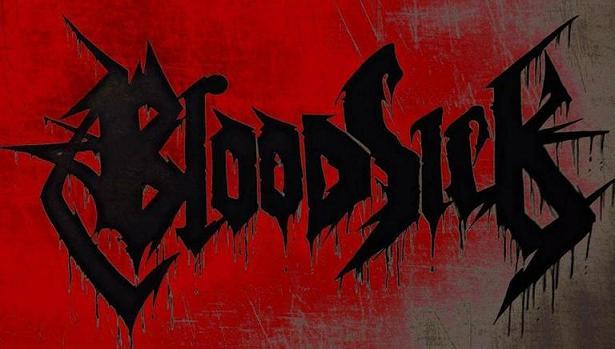 Bloodsick - Logo