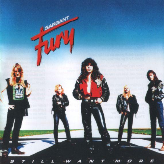 Sargant Fury - Still Want More