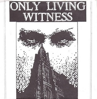 Only Living Witness - Complex Man
