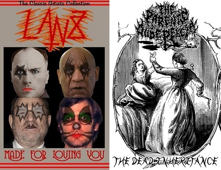 Lanz / The Parents of Oude Pekela - Made for Loving You / The Dead Inheritance