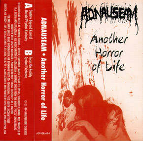 Adnauseam - Another Horror of Life