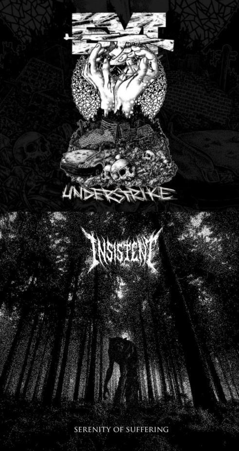 БУТ / Insistent - Understrike / Serenity of Suffering