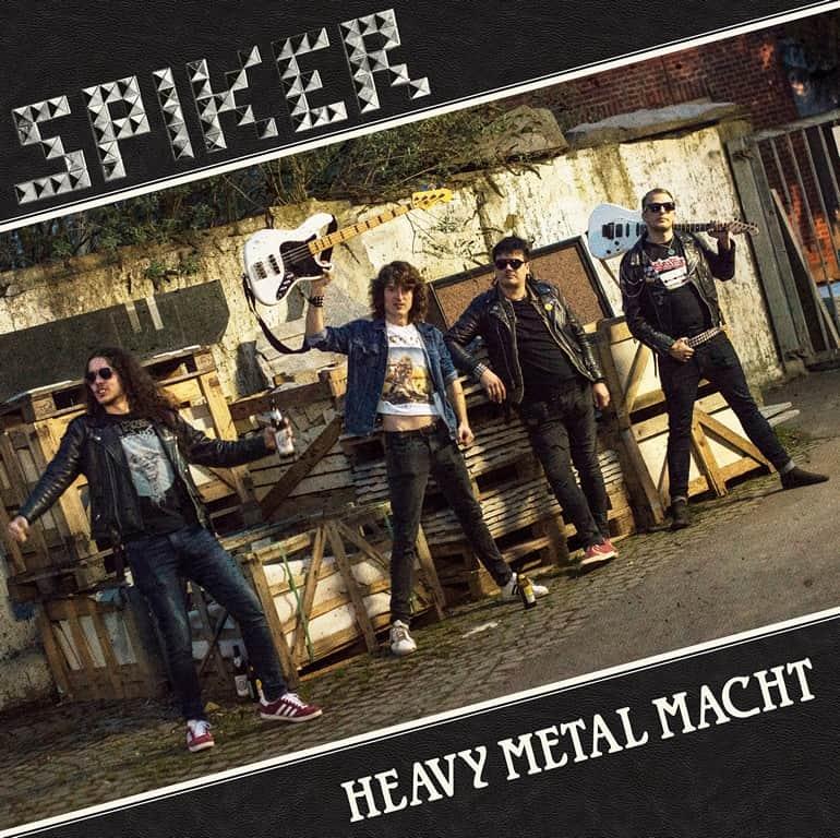 Spiker - Heavy Metal Macht