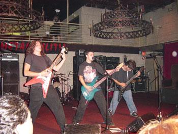 Metal Militia - Photo