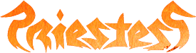 Priestess - Logo
