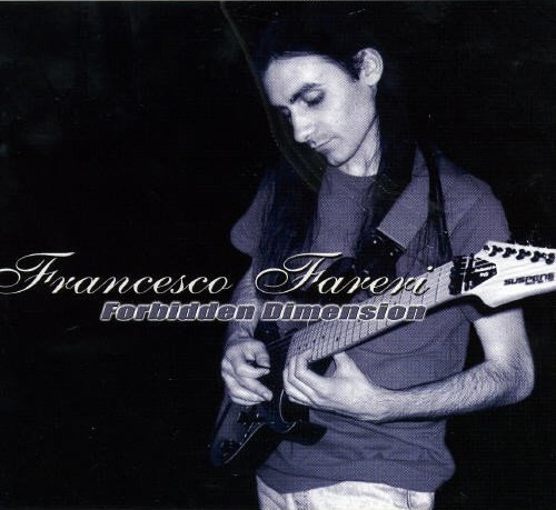 Francesco Fareri - Forbidden Dimension