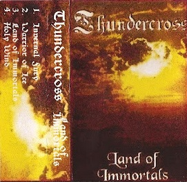 Thundercross - Land of Immortals