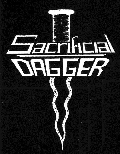 Sacrificial Dagger - Logo