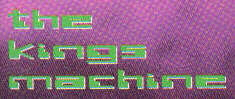 The Kings Machine - Logo
