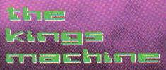 The Kings Machine - Logo
