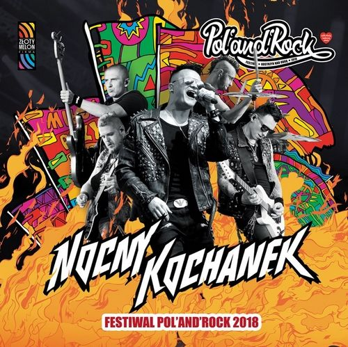 Nocny Kochanek - Festiwal Pol'and'Rock 2018