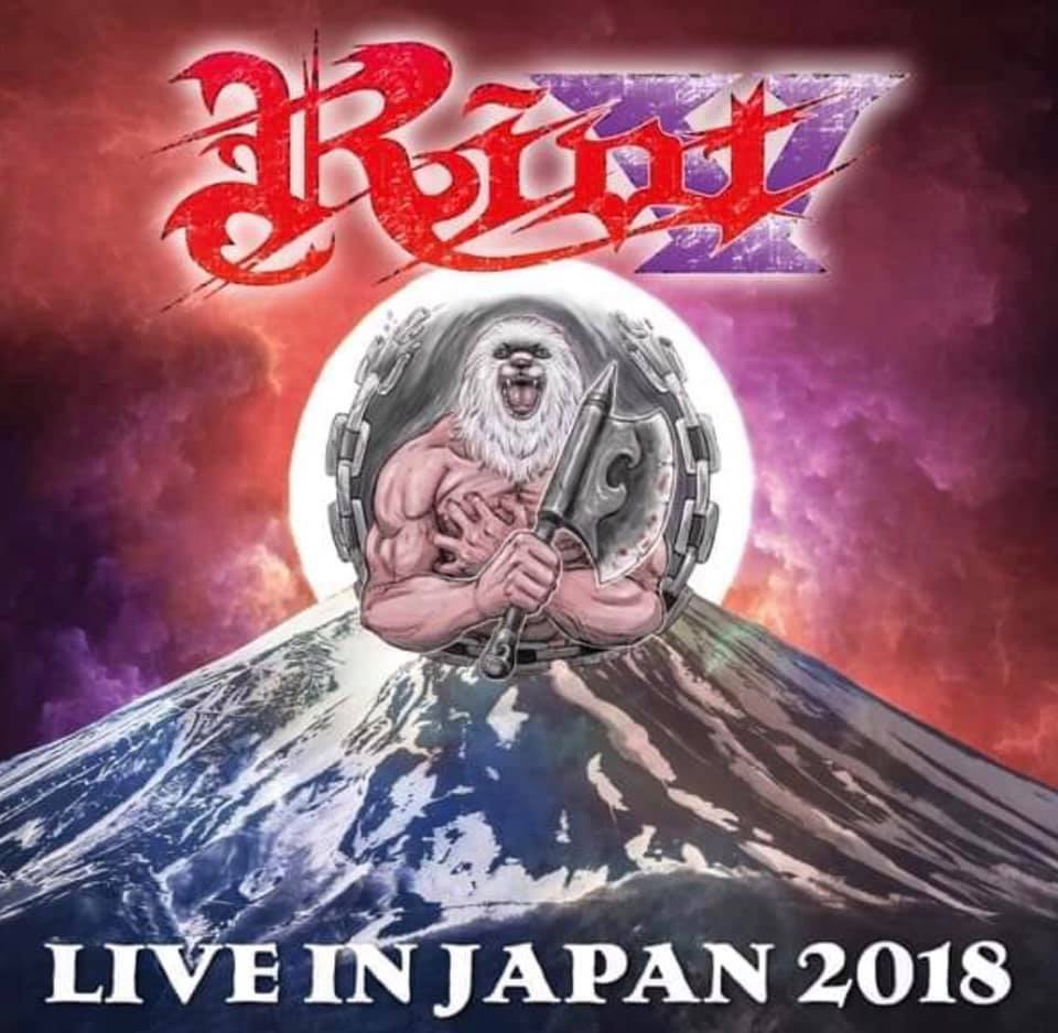 Riot V - Live in Japan 2018
