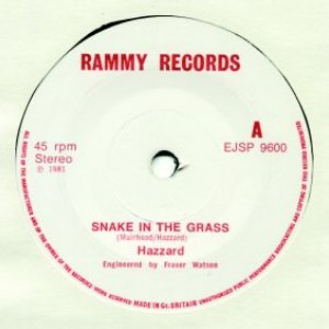 Hazzard - Snake in the Grass