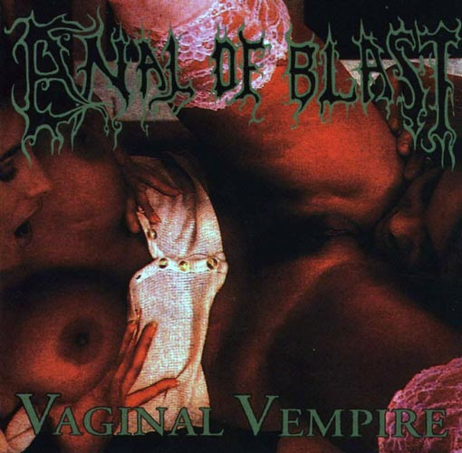 Anal Blast - Vaginal Vempire