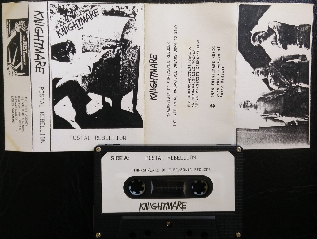 Knightmare - Postal Rebellion