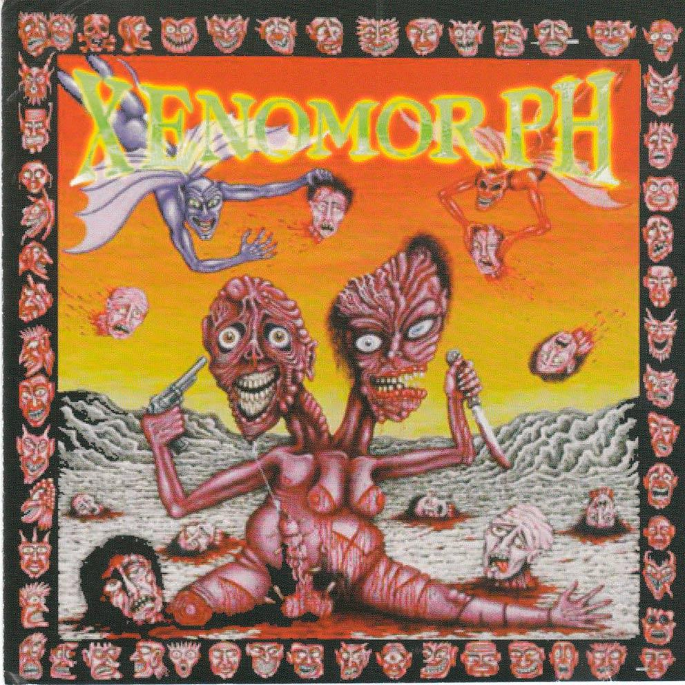 Xenomorph - Acardiacus
