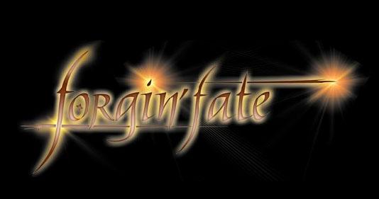 Forgin' Fate - Logo