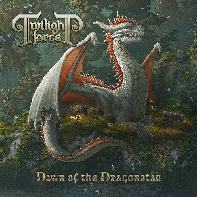 Twilight Force — Dawn Of The Dragonstar (2019)
